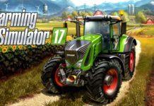 Farming Simulator 17 - za kierownicą kombajnu i ciągnika