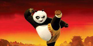 Panda bohaterem okolicy