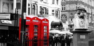 O Polakach w Londynie