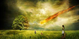Kataklizm? Czy nawet niewielka planetoida może zmienić życie na Ziemi?