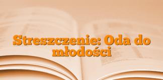 Streszczenie Urszulka Kochanowska Młodzieżowypl