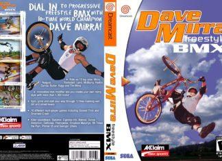 Recenzja gry Dave mirra freestyle bmx