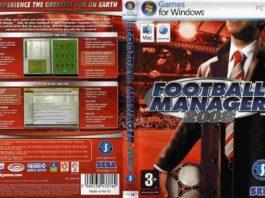 Recenzja Football Manager 2008