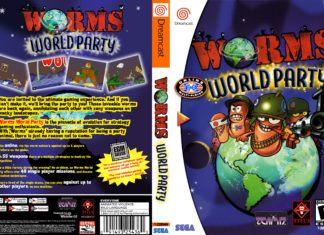Recenzja Worms World Party