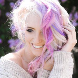 Szalony kolor włosów na chwilę? Tak!