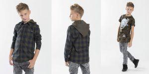 Jak nosić koszule? 4 modne stylizacje szkolne dla młodego trendsettera