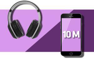Bezprzewodowe słuchawki bluetooth XBLITZ PURE BEAST