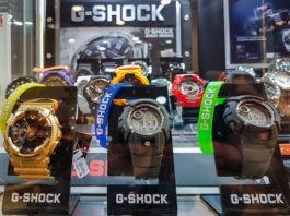 Żadna przygoda nie będzie ci straszna z Casio G-Shock